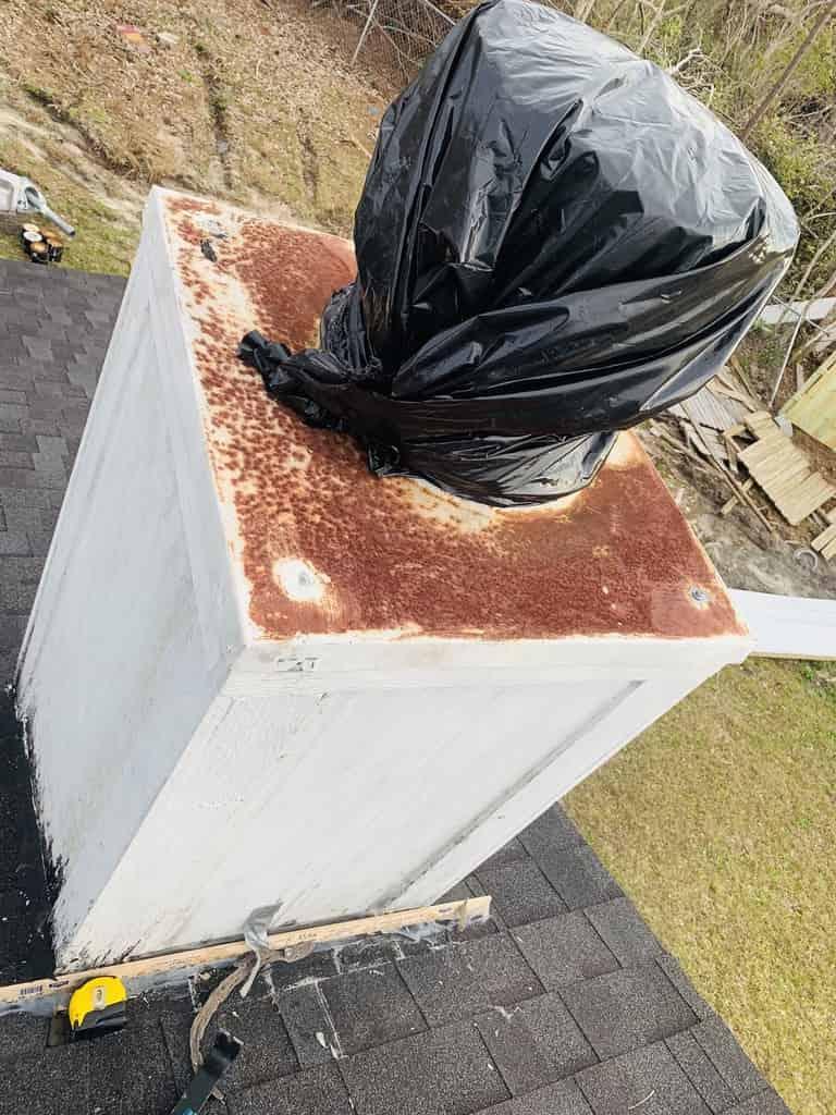 AFT storm damage Diamondhead