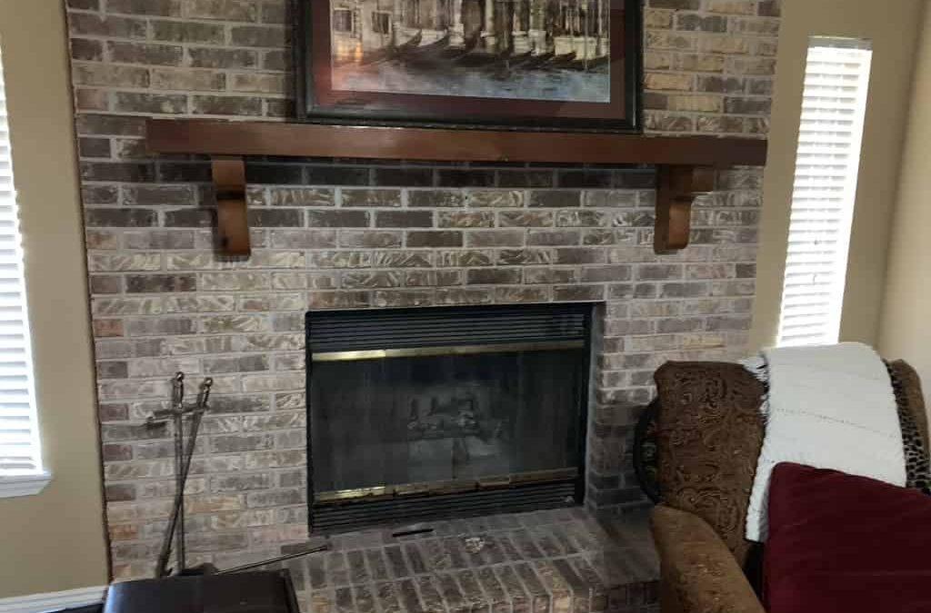 Advanced Fireplace Technician Firebox Repair New Orleans
